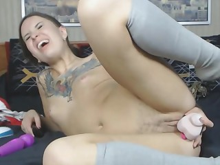 I Am Horny Daddy Fuck Me Please!