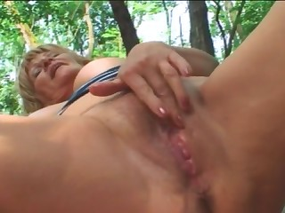 Filthy Mature Slut Gives Blowjob And Gets Pussy Stretched By Big Dick