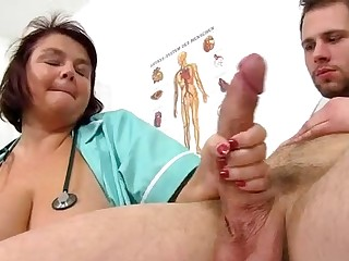 Doctor patient harassment at sperm bank with Eva