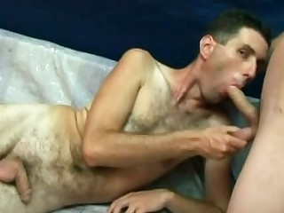 Gay Bottom Takes a Cock Up His Ass