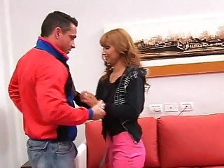Latina gets clothes ripped for fast anal penetration
