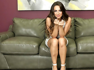 Sultry Cassidy Begs For Cock LIVE