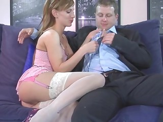 Rosa and Bertram awesome anal video
