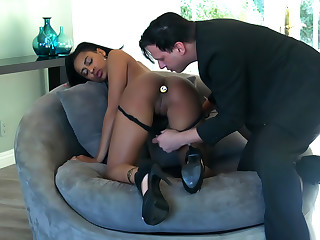 Angelic Black Asses 04, Scene 03