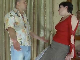 Elsa and Nicholas raunchy mature video
