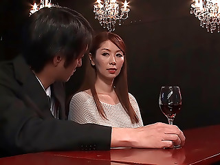Chisato Picks Herself Up A Stranger