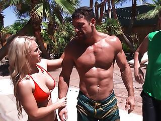 Alix Lynx & Johnny Castle In My Dad's Hot Girlfriend