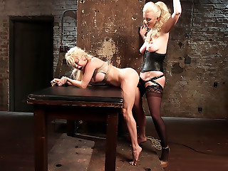 Bitchy Bratty Barbie Porn Slut Tormented and Anally Dominated!