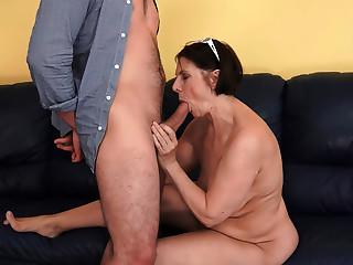 Cock-Hungry Gilf