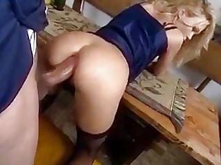My new slut