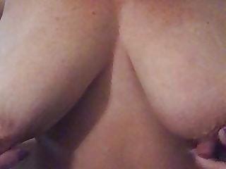 My big tits and nipples