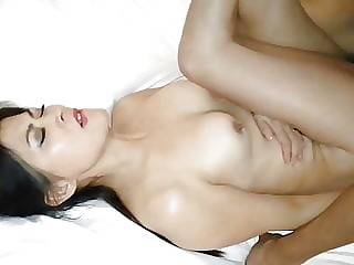 Asian wife getting fucked by a stranger