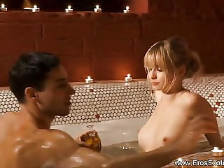 Blonde Learns About Indian Sex