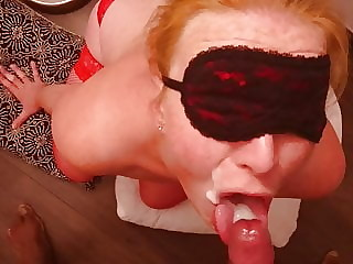 Huge load to swallow bbc