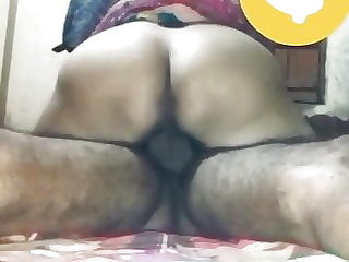 Desi Huge ass aunty fucked hard in sari