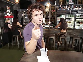 Booty-ful Bartender